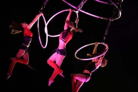 Carousel Trio Act