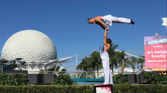 Hand Balancing Duo (male/male)