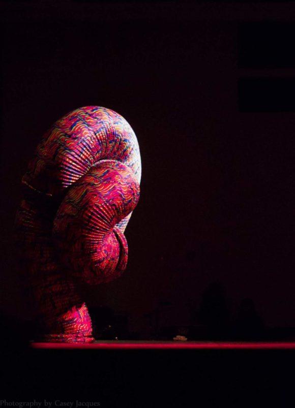 Human Slinky Act