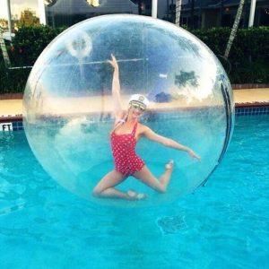 Water Ball Act (aka Floating Sphere or Bubble Act)
