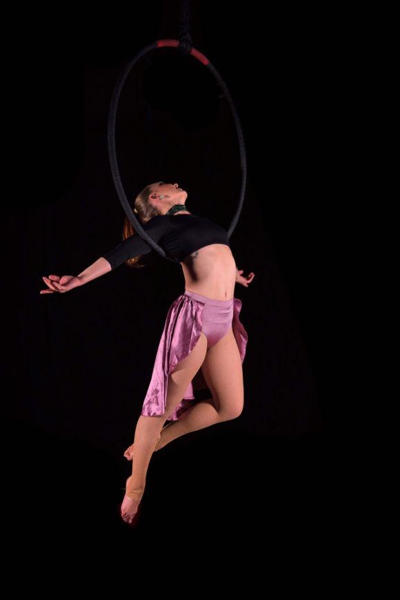 Lyra Act (aka Aerial Hoop)
