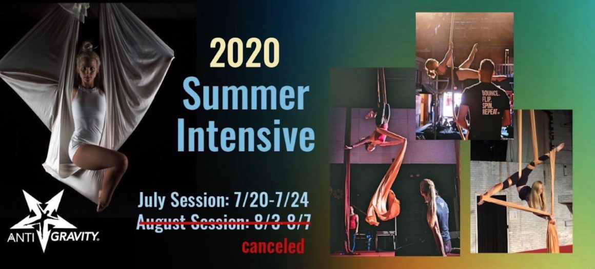 AntiGravity Summer Intensive 2020