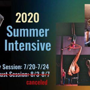 AntiGravity Summer Intensive 2020