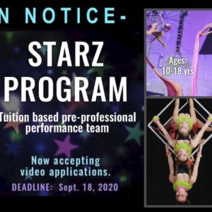Starz Audition