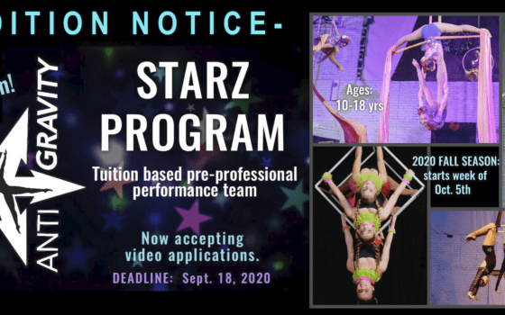 Starz Audition