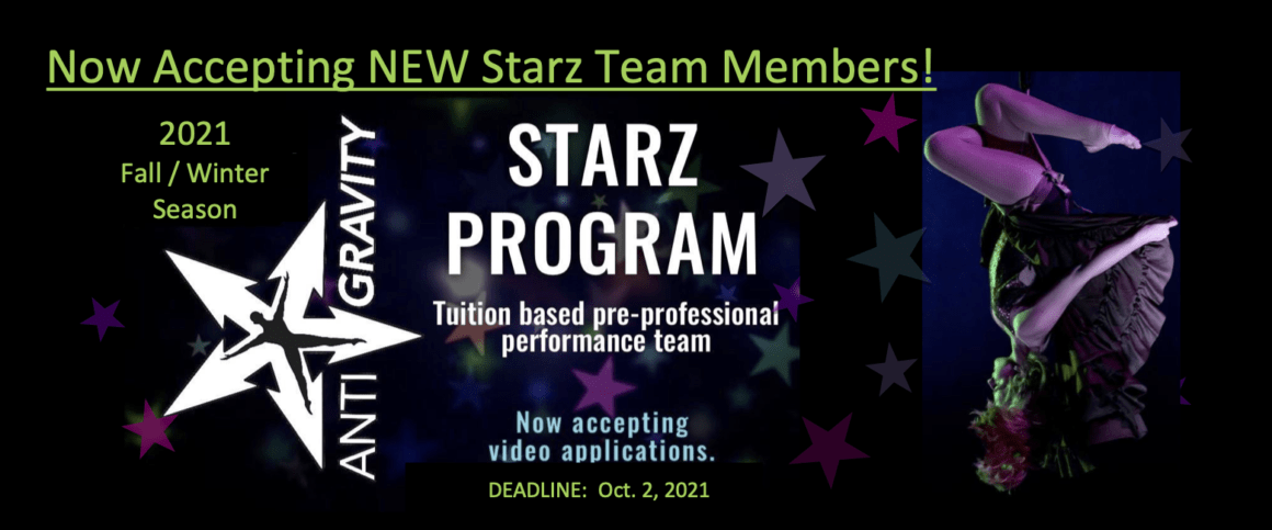 ACCEPTING NEW STARZ TEAMMATES!